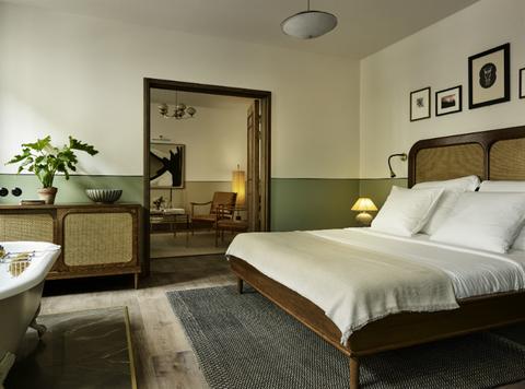 Sanders Hotel Copenhagen