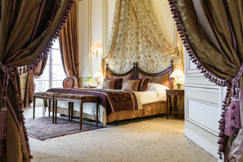 A Renovation For The Legendary Hotel Du Palais In Biarritz