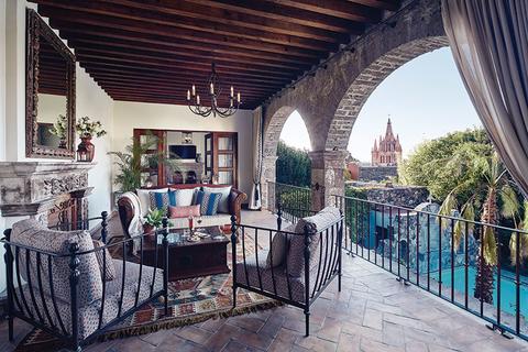 Belmond Casa de Sierra Nevada San Miguel del Allende