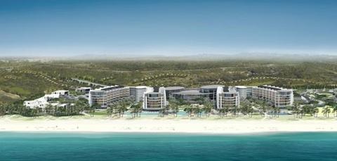 Dubai's Jumeirah Group has set plans to open the Jumeirah at Saadiyat Island Resort in Abu Dhabi, UAE on Nov. 11, 2018.