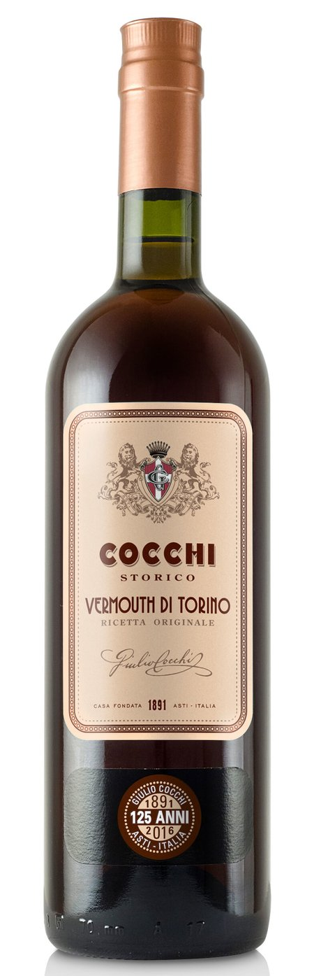 Cocchi Vermouth di Torino - Cooking with Vermouth