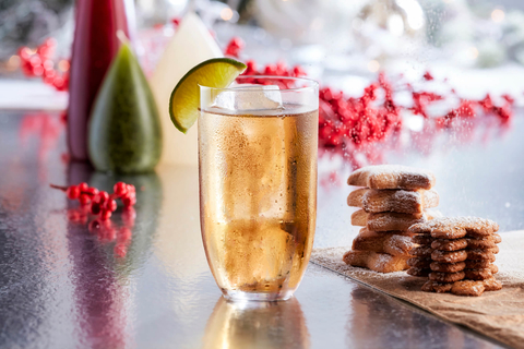 BACARDÍ Ginger Snap recipe - 18 Winter Cocktails for the New Year