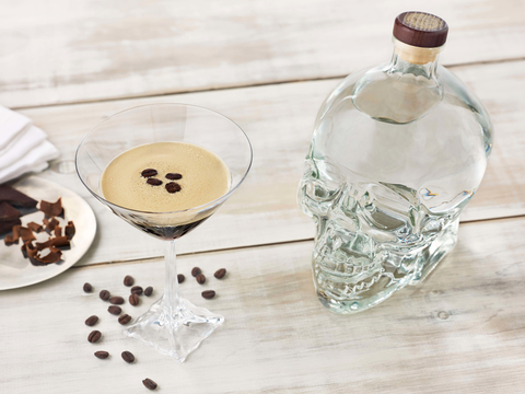 Night Cap recipe from Crystal Head Vodka - 18 Winter Cocktails for the New Year