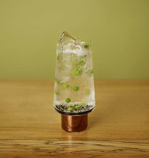 Seedlip Garden & Tonic aka Peas & Love - 12 Mocktail Recipes for Dry January