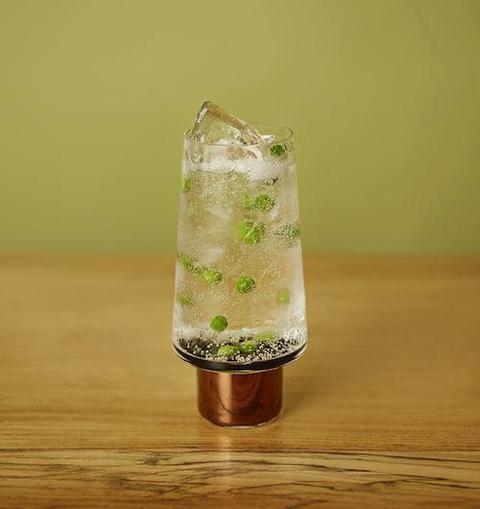 Seedlip Garden & Tonic aka Peas & Love - 12 Mocktail Recipes for Dry January