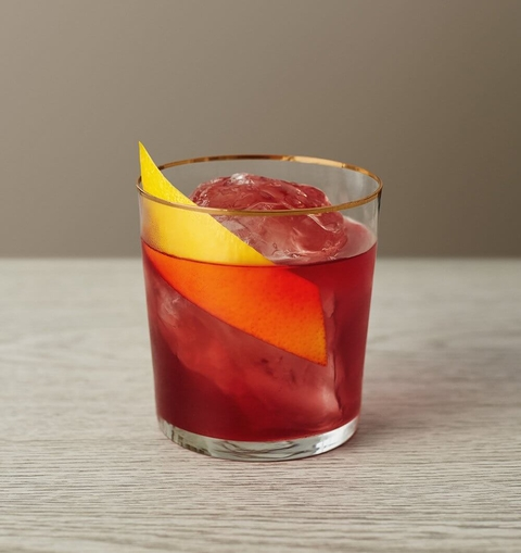 Nogroni - 12 Mocktail Recipes for Dry January