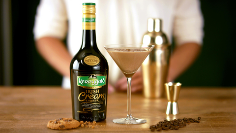 Macchiato Martini cocktail - 5 High-Octane Libations for National Irish Coffee Day