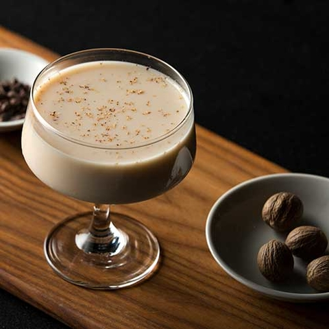 Old Forester Bourbon Alexander cocktail - The Mysterious History of the Brandy Alexander