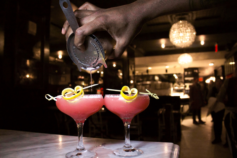 Forbidden Fruit cocktail - 26 Valentine's Day Cocktails