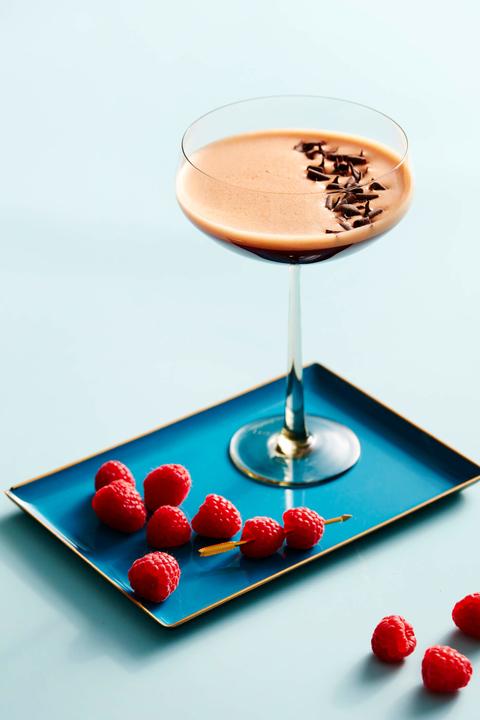 Love Buzz cocktail by Absolut Vodka - 26 Valentine's Day Cocktails