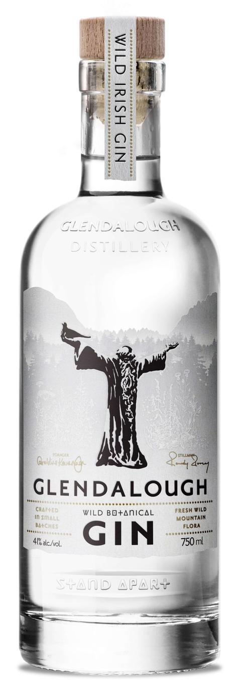 Glendalough Distillery Wild Botanical Gin -