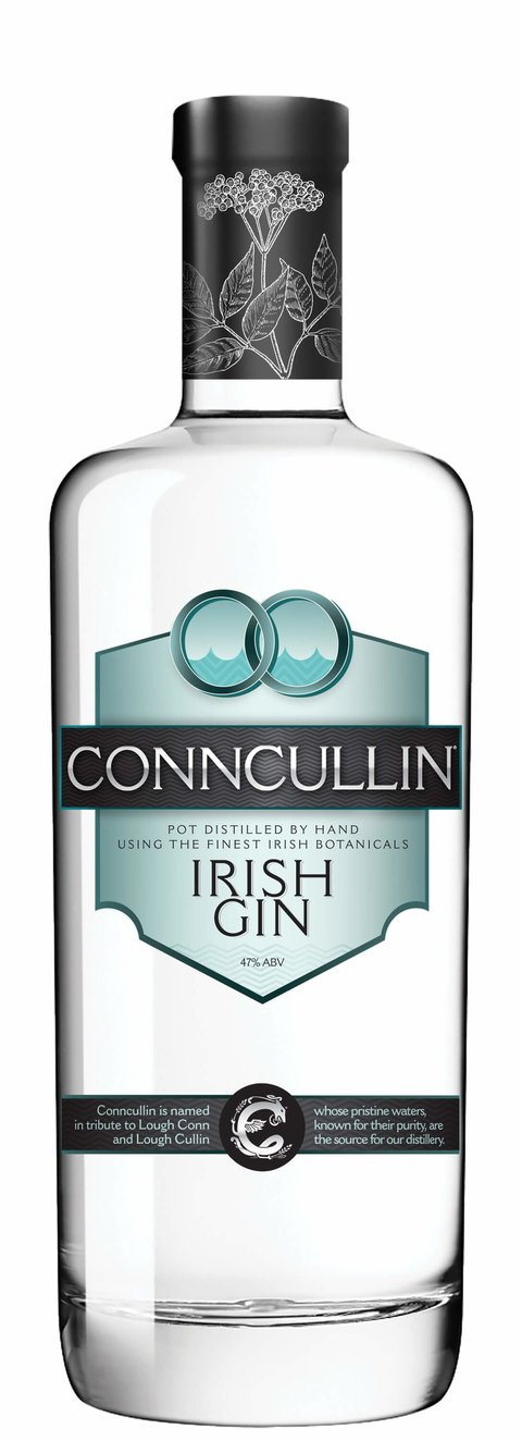 The Connacht Whiskey Company Conncullin Irish Gin -