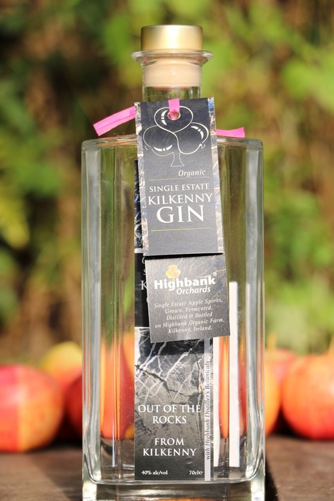 Highbank Orchards & Distillery Kilkenny Apple Crystal Gin -
