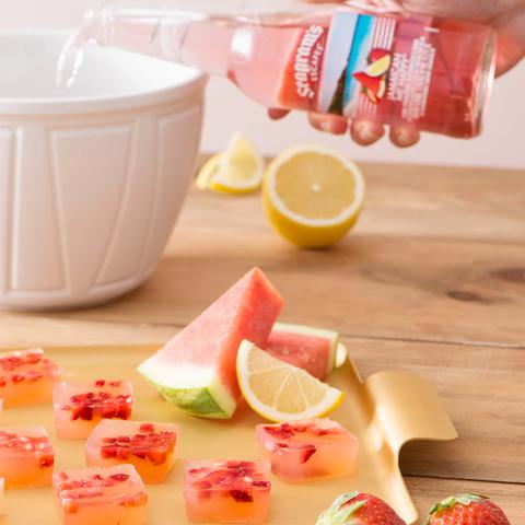 Seagram's Escapes Strawberry Guava Jelly Shots -
