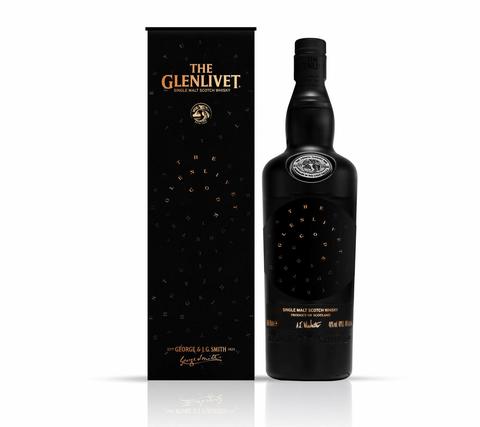 The Glenlivet Code bottle - Pernod Ricard USA