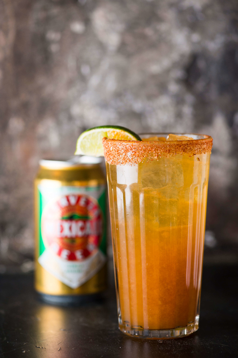 Michelada at the Al Pastor location of  Empellón in New York City