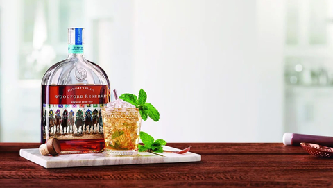 Woodford Reserve's Traditional Kentucky Derby Mint Julep - When Celebrations Collide - Cinco de Derby