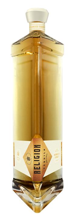 Religion Tequila Manuka Honey bottle