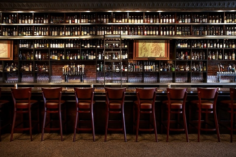 Jack Rose Dining Saloon bar in Washington D.C. -