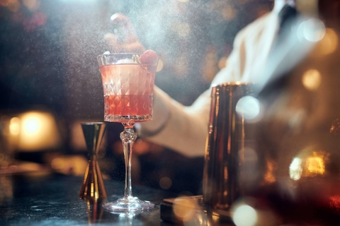 The Duchess' Hourglass cocktail