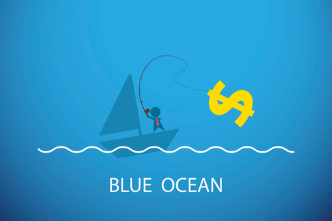 Blue ocean strategy - Are You a Red Ocean or Blue Ocean Operator?