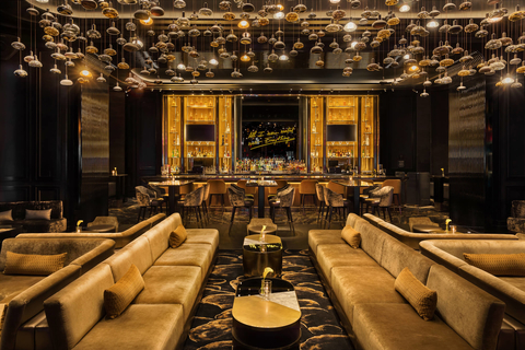 Camden Cocktail Lounge inside Palms Casino Resort -