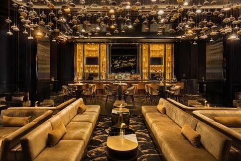 Camden Cocktail Lounge inside Palms Casino Resort -