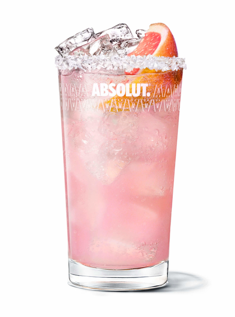 Absolut Grapefruit Swedish Paloma