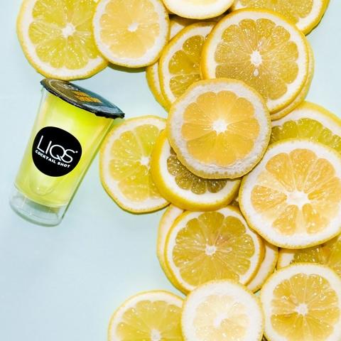 LIQS Cocktail Shots Lemondrop