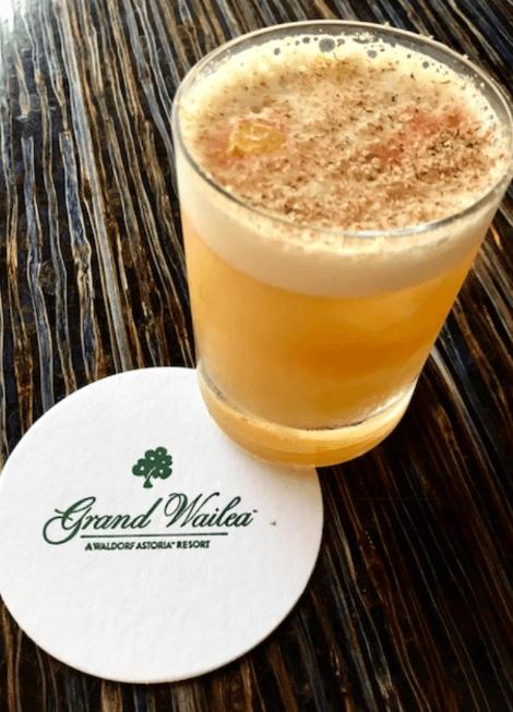 Heavens Half Acre cocktail at Grand Wailea by John Toigo