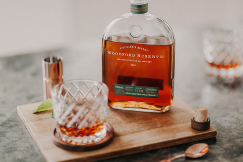 Woodford Reserve Kentucky Straight Rye Whiskey, neat
