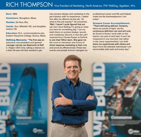 Rich Thompson Profile