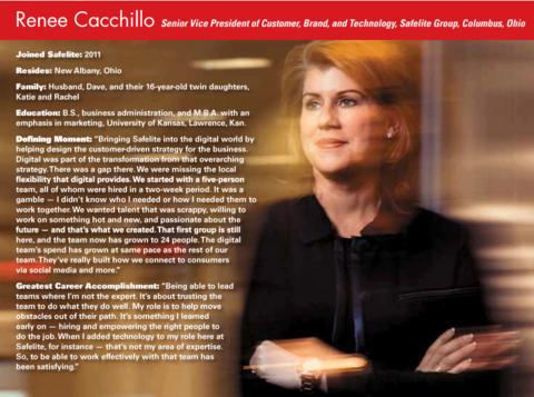 Renee Cacchillo Profile