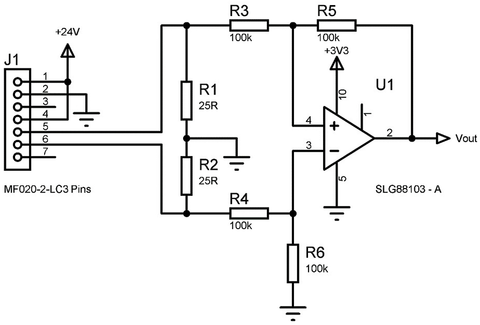 Implementing A 4-mA to 20-mA Sensor Interface | Sensors Magazine on ssr wiring-diagram, motion detector lights wiring-diagram, 7 round wiring-diagram, potentiometer wiring-diagram, pyrometer wiring-diagram, transducer wiring-diagram, profibus wiring-diagram, rs232 wiring-diagram, 4 wire rtd wiring-diagram, encoder wiring-diagram, 4 wire transmitter wiring-diagram, rs485 wiring-diagram, plc analog input card wiring-diagram, devicenet wiring-diagram, 24vdc wiring-diagram, usb wiring-diagram, rtd probe wiring-diagram, daisy chain wiring-diagram, rs-422 wiring-diagram,