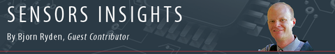 Sensors Insights by Bjorn Ryden