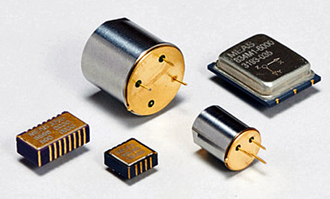 Board mount silicon MEMS accelerometers and Piezoelectric accelerometers in both ac and dc design packages.