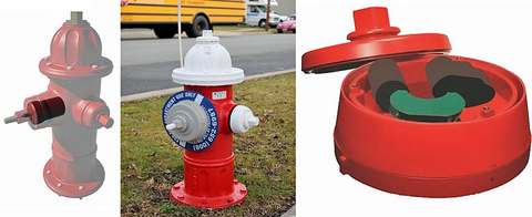 The EchoShore-DX System turns existing fire hydrants into smart leak detection technology.