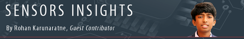 Sensors Insights by Rohan Karunaratne