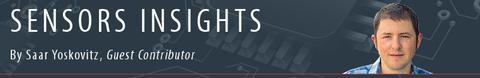 Sensors Insights by Saar Yoskovitz