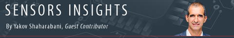 Sensors Insights by Yakov Shaharabani