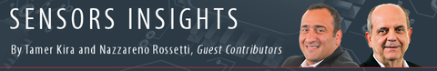 Sensors Insights by Tamer Kira and Nazzareno Rossetti