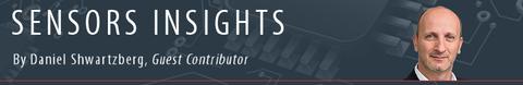 Sensors Insights by Daniel Shwartzberg