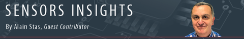 Sensors Insights by Alain Stas