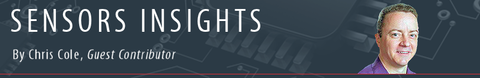 Sensors Insights by Chris Cole