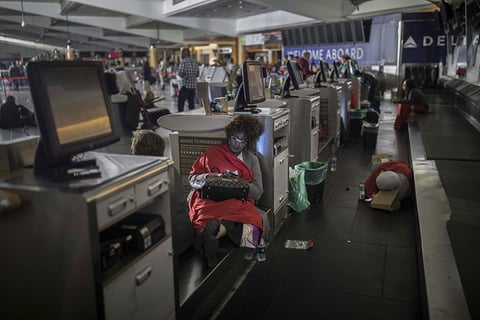 Delta wants its money back after Atlanta airport blackout