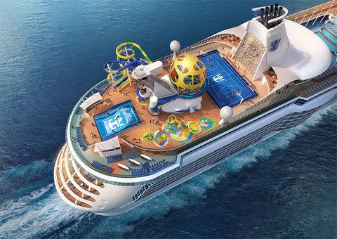 Royal Caribbean Cruises Ltd. (RCL) has current market capitalization of $27.6 Billion