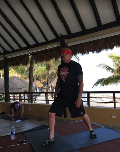 Booking Diamond Dallas Page S Ddp Yoga Retreat At Karisma Hotel In Mexico Travel Agent Central