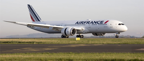 Air france updates flight schedule for today second for Flights to paris today