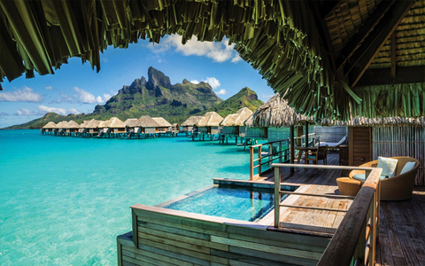 Four Seasons Resorts In Hawaii Bora Partner With The Private Suite