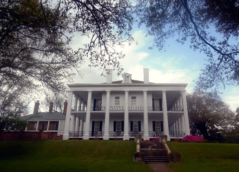 Dunleith Historic Inn Natchez MS Photo by Susan J. Young Editorial Use Only